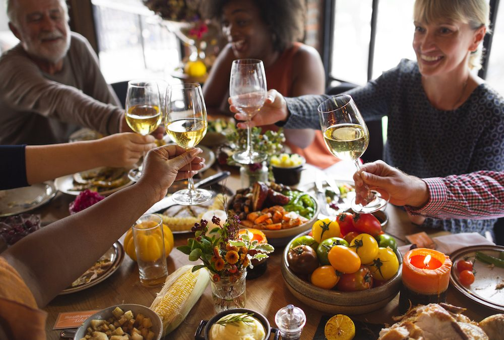 Let's Talk Turkey: What's Really the Best Part of Thanksgiving Dinner (the Wine!)