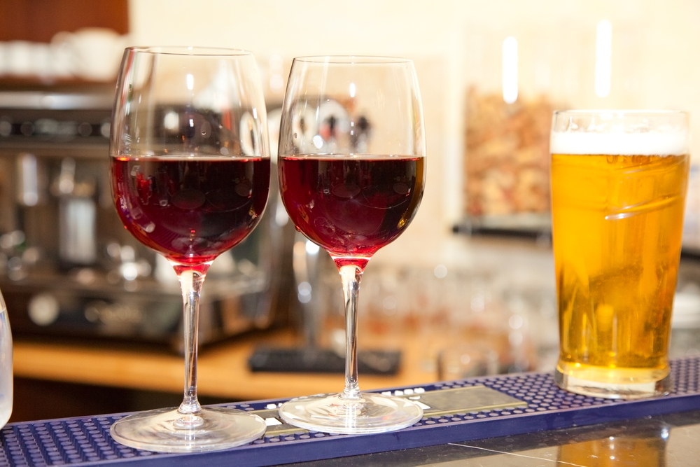 Wine is the new beer on St. Paddy's Day